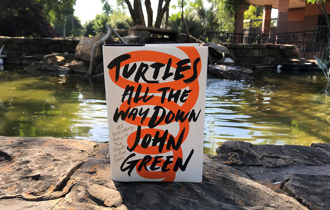 Review of Turtles All The Way Down by John Green